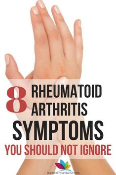 You may have seen dozens of commercials on television about rheumatoid arthritis symptoms, and yet do you really know what the signs and are? Joint inflammation is painful, check out the symptoms. Rheumatische Arthritis, Arthritis In Fingers, Rheumatoid Arthritis Diet, Arthritis Exercises, Arthritis Pain Relief, Hand Arthritis Remedies, Treatment For Rheumatoid Arthritis, Arthritis Symptoms Hands, Arthritis In Wrist
