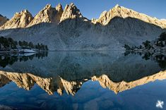 Kearsarge Pinnacles, Kings Canyon National Park, High Sierras = its not that far away!