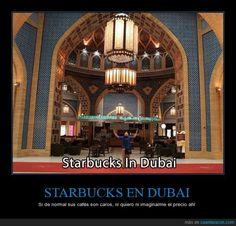 STARBUCKS EN DUBAI