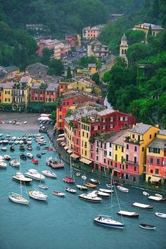Love.. Road Trip: Athens(Greece) – Cinque Terre & Portofino (Italy)