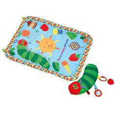The Hungry Caterpillar Tummy Time Mat, Activity Toy, Gifts and Toys
