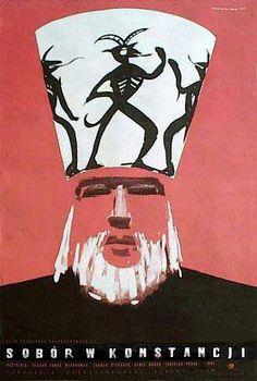 Walerian Borowczyk - Jan Hus, 1956