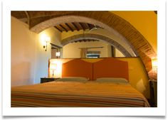 Suite of the arches - Podere Spedalone