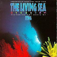 The Living Sea CD Soundtrack