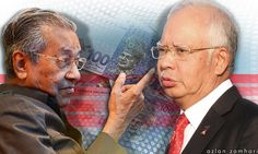Dr Mahathir: Raja inilah yang disembah oleh Najib - http://malaysianreview.com/142572/dr-mahathir-raja-inilah-yang-disembah-oleh-najib/