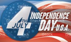 Starry Button and Patriotic U. Flag Colors for Independence Day American Independence, Independence Day, Happy 4 Of July, 4th Of July, Flag Colors, Free Vector Art, Usa Flag, Image Now, Banner
