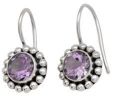 Amethyst Jewellery – Amethyst Earring, Sterling Silver, Amazing Earring – a unique product by Midas-Jewelry on DaWanda Amethyst Jewelry, Amethyst Earrings, Amethyst Gemstone, Sterling Silver Earrings, Dangle Earrings, Jewelry Gifts, Unique Jewelry, Jewellery, Earring Trends