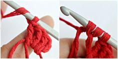 crocheting craft