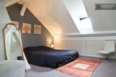 Large room in flat under the roof  in Paris from $81 per night