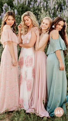 The Perfect Bridesmaid Dresses for Mismatching: An immersive guide by Green Wedding Shoes Rustic Bridal Shower Invitations, Lace Wedding Invitations, Bridal Shower Rustic, Dama Dresses, Wedding Photo Inspiration, Dream Wedding, Wedding Shit, Wedding Ideas, Green Wedding Shoes