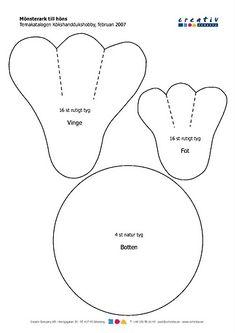 ARTE COM QUIANE - Paps,Moldes,E.V.A,Feltro,Costuras,Fofuchas 3D: Molde casal: Galo e Galinha