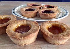 Jamrondo's / jamkoeken Doughnut, Cheesecake, Pudding, Snacks, Desserts, Food, Tailgate Desserts, Appetizers, Deserts