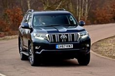 New Toyota Land Cruiser 2018 review