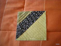 Acerico: Almazuela Piramide Quilting, Card Holder, Cabin, Scrappy Quilts, Stitching, Pretty, Rolodex, Cabins, Cottage