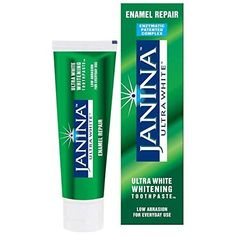 Teeth Whitening Kit | Janina 75ml Ultrawhite Enamel Repair Toothpaste ** Continue to the product at the image link.(It is Amazon affiliate link) #commentbelow