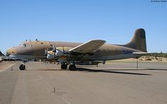 Douglas DC-4-1009 - South African Air Force : Swartkop, South Africa, 26th September 2006