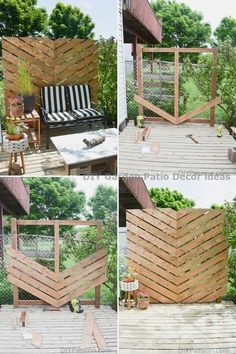 Worth trying 10 DIY Backyard Privacy Screen ideas for you. They are listed neatly, beautiful, organized, and features 10 DIY Backyard Privacy Screen ideas incude a video That you can take to upgrade your backyard or garden privacy. Next, You'll also find Backyard Privacy Screen, Privacy Landscaping, Backyard Fences, Privacy Screens, Patio Fence, Diy Fence, Landscaping Ideas, Backyard Planters, Balcony Garden