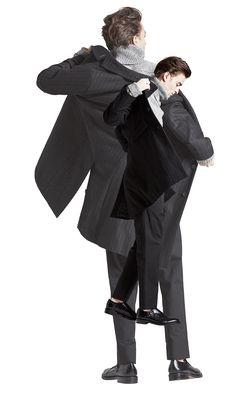 "Hope l Autumn Winter 2015 - ""Tailoring Coats"". www.hope-sthlm.com"