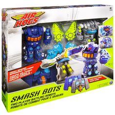Amazon.com: Air Hogs Smash Bots - Remote Control Battling Robots: Toys & Games