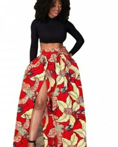 We do have african attires too