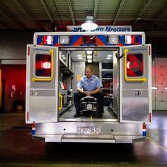 #3522 - Ryan Brothers Ambulance Service in Madison, Wisconsin