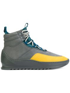 Filling Pieces Hi-top Sneakers - Farfetch