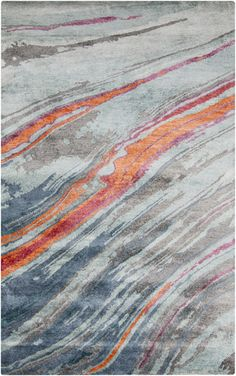 Inspired by marble rock and geodes GMN-4051: Surya | Rugs, Pillows, Art, Accent Furniture
