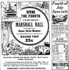 Marshall Hall Park.