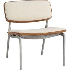 asan chair in chairs | CB2