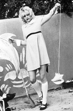 Courtney Love, 1992 #grunge