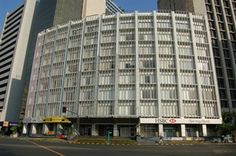 Insular Life Building (pre-renovation) Cesar Concio