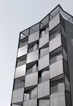 Barcelona, Spain Edificio en Plaza Lesseps OAB – FERRATER & ASOCIADOS, LUCIA FERRATER, XAVIER MARTÍ GALÍ
