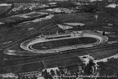 Deutsches Stadion - planed to host the Opening Ceremonies in Berlin 1916