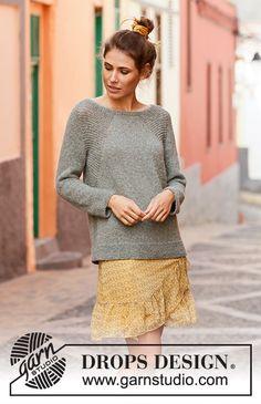 Women - Free knitting patterns and crochet patterns by DROPS Design Knitting Designs, Knitting Patterns Free, Knit Patterns, Free Knitting, Baby Knitting, Finger Knitting, Knitting Machine, Drops Design, Crochet Design