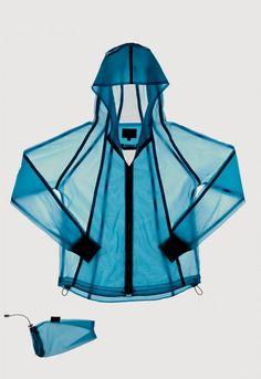 AW10 Parachute Hoodie | Christopher Ræburn