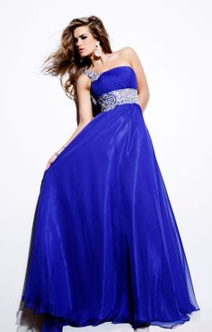 promerz.com royal-blue-prom-dresses-12 #promdresses