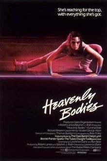 "Find more movies like Heavenly Bodies to watch, Latest Heavenly Bodies Trailer, A small ""Dance-ercize"" studio fights for its existence against the unscrupulous owner of a rival club. The conflict boils down to a ""Dance Marathon"" to settle the score. 1984 Movie, I Movie, Body Movie, 80s Workout, Workouts, Vintage Swatch Watch, Dance Marathon, Studios, Internet Movies"