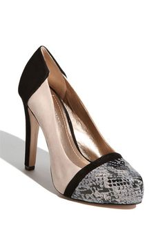 bcbg pumps? Just received these and they are prettier in person!