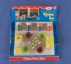 Fisher Price Play Family Kitchen set