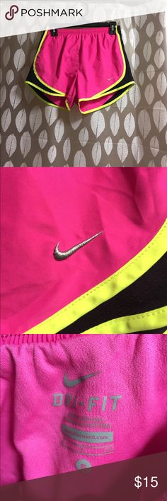 Nike Shorts These have a liner -not noted in pictures. Used but in great condition! Please feel free to ask any questions and/or offer! Nike Shorts