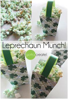 Leprechaun Munch Rec