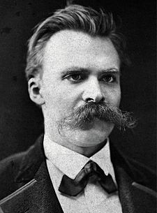 "Friedrich Wilhelm Nietzsche was a German philosopher, cultural. He  wrote several critical texts on religion, morality, philosophy and science. His key ideas include the Apollonian/Dionysian dichotomy,the Will to Power, the ""death of God"", the Übermensch and eternal recurrence."