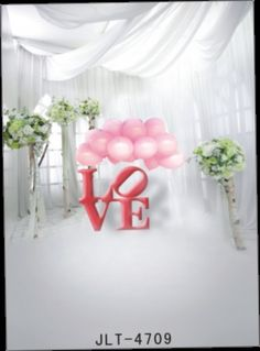 LIFE MAGIC BOX Background Vinyl Digital Backgrounds Backdrops Custom Made Balloon Elegant Wedding