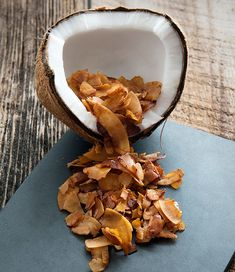 Coconut bacon, y'all!  via @geekypoet
