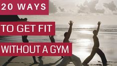 20 Ways To Get Fit Without A Gym Gym Membership, Simple Life Hacks, Health And Wellness, How To Get, Fitness, Health Fitness, Keep Fit, Rogue Fitness, Gymnastics