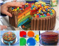 Kit Kat Ice Cream Cake | The WHOot