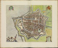 HARLINGEN. Atlas De Wit.