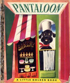 Pantaloon ~ story of a pastry loving Poodle