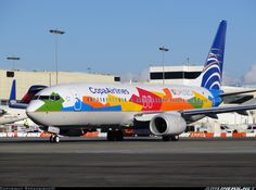 Copa Airlines HP-1825CMP Boeing 737-8V3 aircraft picture