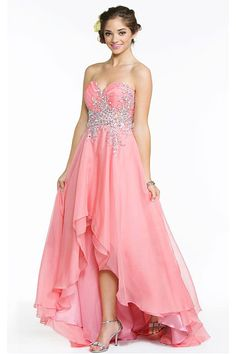 Sweetheart Sleeveless Lace-up Floor-length Prom Dresses